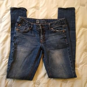 Mossimo Primium Skinny Jeans Size 6 Long